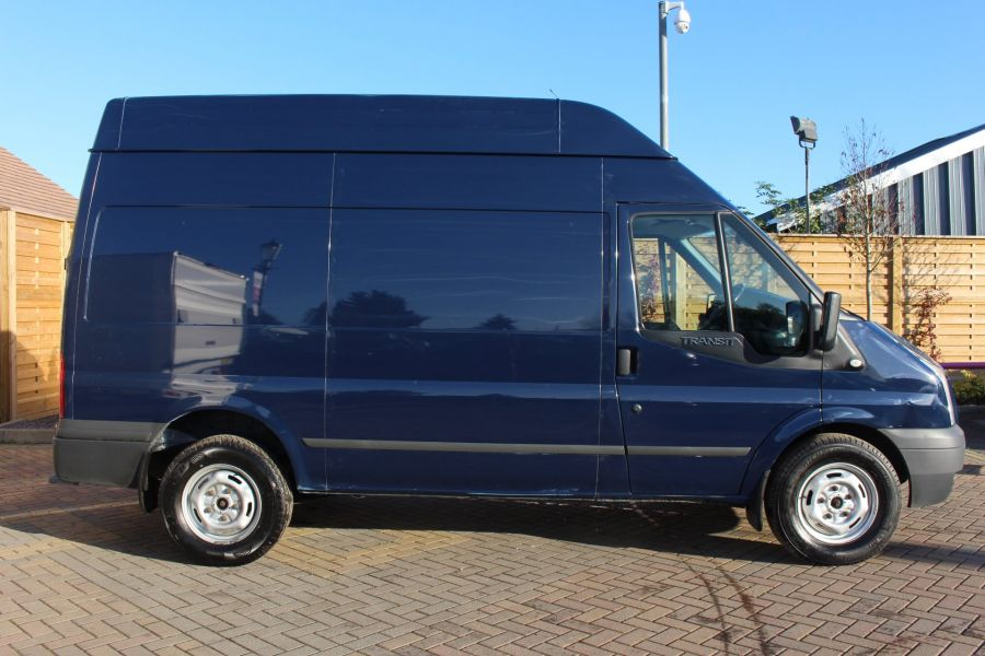 FORD TRANSIT 350 TDCI 125 TREND MWB HIGH ROOF FWD - 6867 - 4