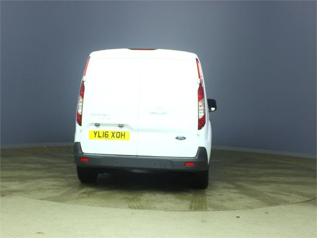 FORD TRANSIT CONNECT 200 TDCI 120 L1 H1 LIMITED SWB LOW ROOF - 7012 - 3