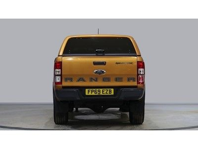 FORD RANGER WILDTRAK 2.0 ECOBLUE 213 4X4 DOUBLE CAB WITH TRUCKMAN TOP - 11613 - 5