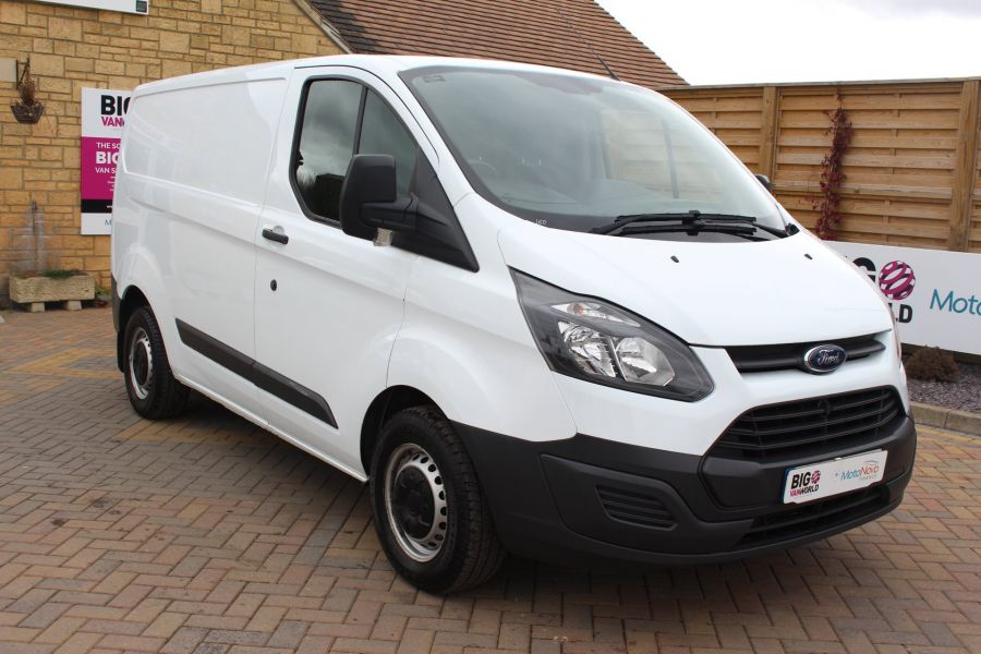 FORD TRANSIT CUSTOM 290 TDCI 100 L1 H1 SWB LOW ROOF FWD - 7201 - 3