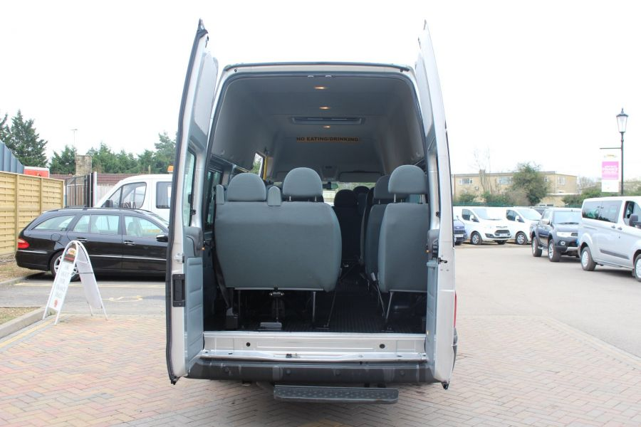 FORD TRANSIT 430 TDCI 135 HIGH ROOF 17 SEAT BUS - 5825 - 26