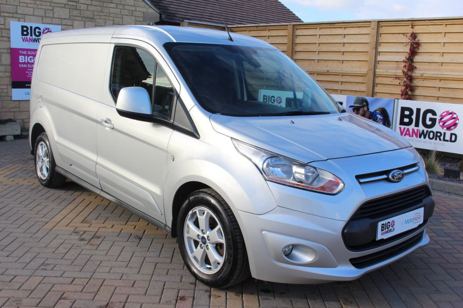 FORD TRANSIT CONNECT 240 TDCI 115 LIMITED L2 H1 LWB - 7241 - 3