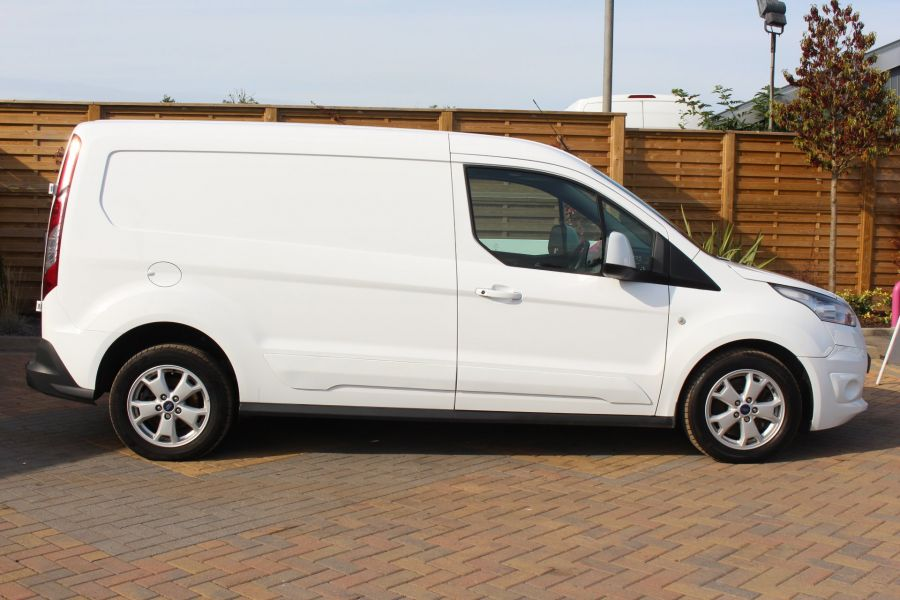 FORD TRANSIT CONNECT 240 TDCI 115 LIMITED L2 H1 LWB - 6165 - 4