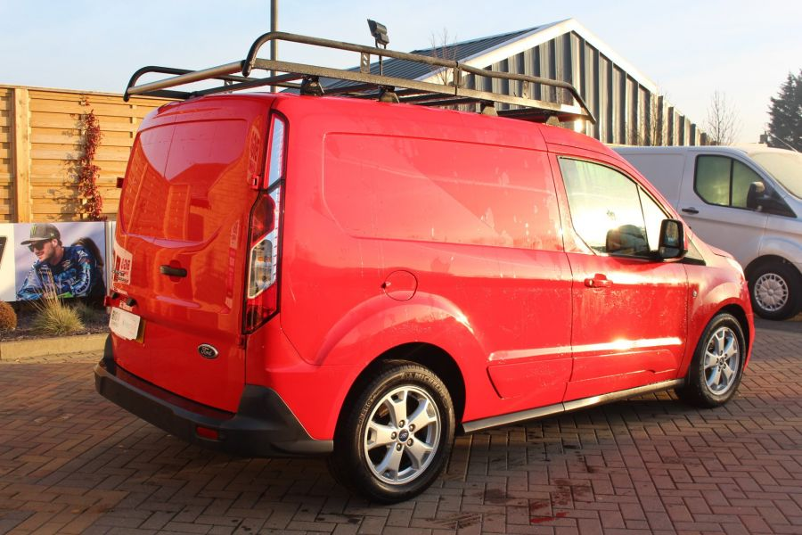 FORD TRANSIT CONNECT 200 TDCI 115 LIMITED L1 H1 SWB LOW ROOF - 7173 - 5