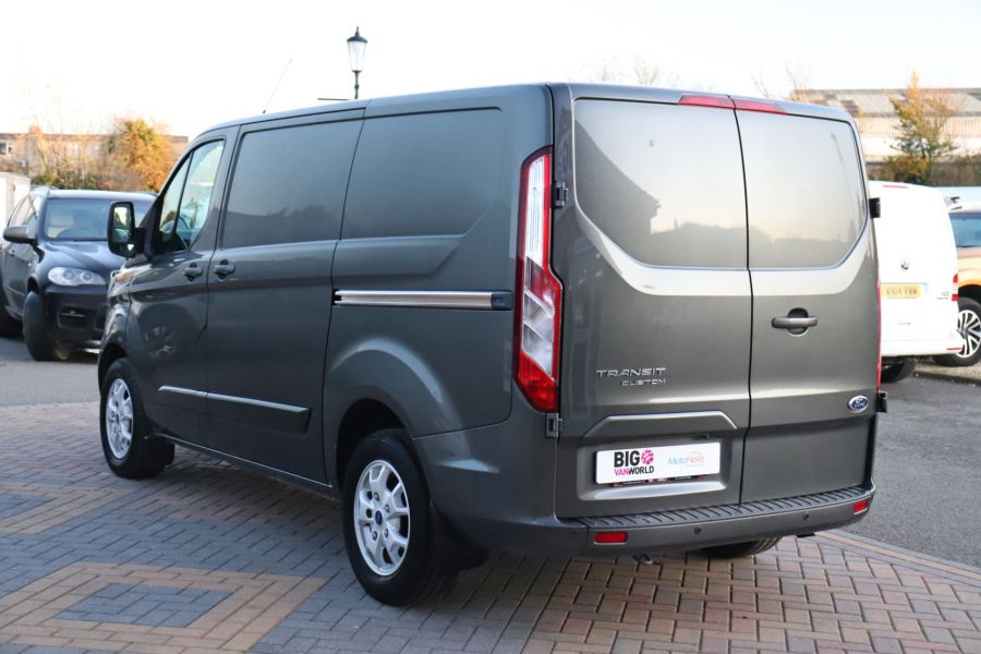 FORD TRANSIT CUSTOM 310 TDCI 155 L1H1 LIMITED SWB LOW ROOF FWD - 9827 - 7