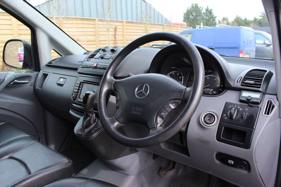 MERCEDES VITO 115 CDI EXTRA LONG 9 SEAT TRAVELINER - 7582 - 13