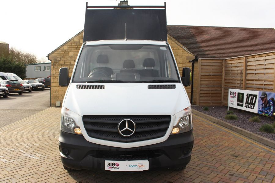 MERCEDES SPRINTER 313 CDI 129 MWB SINGLE CAB NEW BUILD ARBORIST ALLOY TIPPER - 10501 - 8