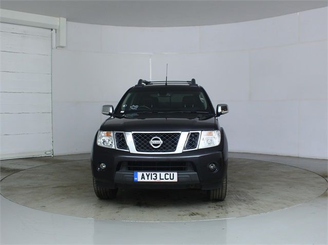 NISSAN NAVARA DCI 190 TEKNA CONNECT 4X4 DOUBLE CAB WITH MOUNTAIN TOP - 7622 - 6