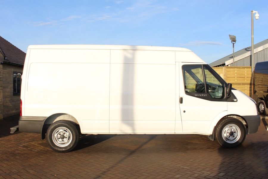 FORD TRANSIT 350 TDCI LWB MEDIUM ROOF FWD - 5090 - 2