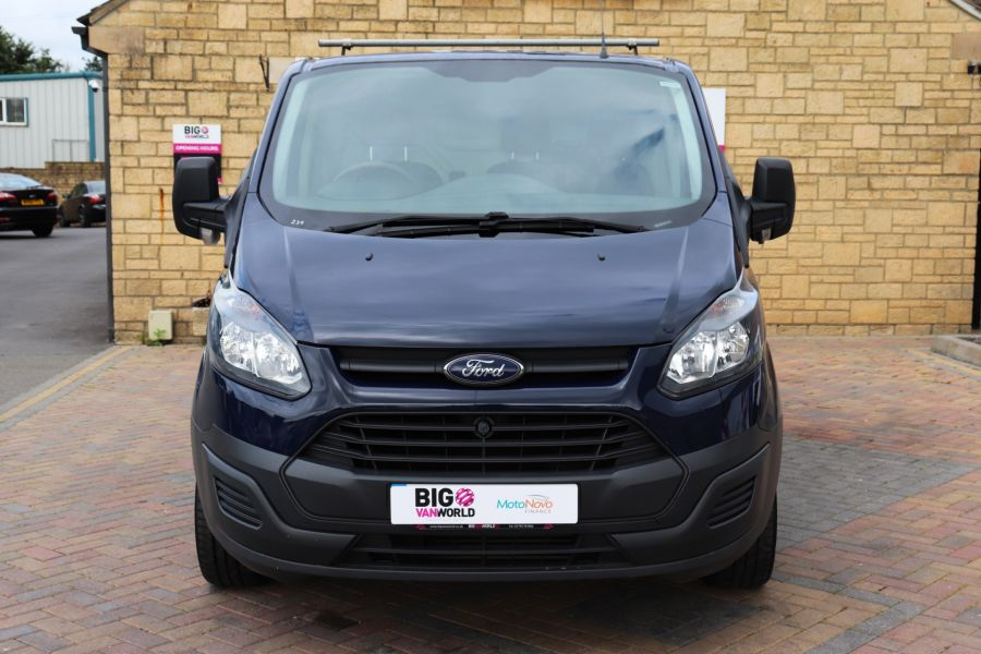 FORD TRANSIT CUSTOM 270 TDCI 100 ECO-TECH SWB LOW ROOF - 9707 - 10
