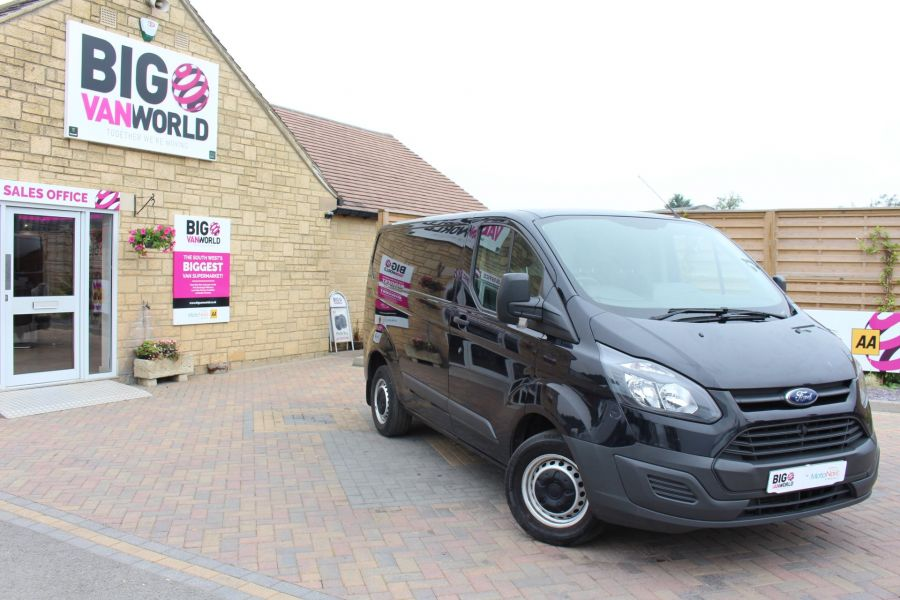 FORD TRANSIT CUSTOM 290 TDCI 100 L1 H1 SWB LOW ROOF FWD - 7223 - 2
