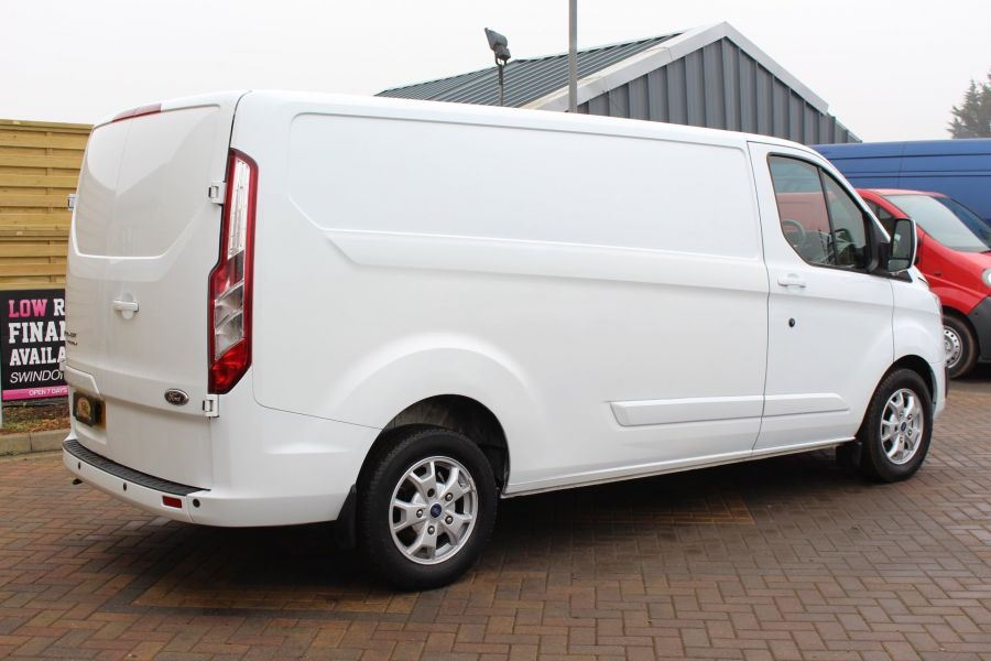 FORD TRANSIT CUSTOM 290 TDCI 125 LIMITED L2 H1 LWB LOW ROOF - 5574 - 3