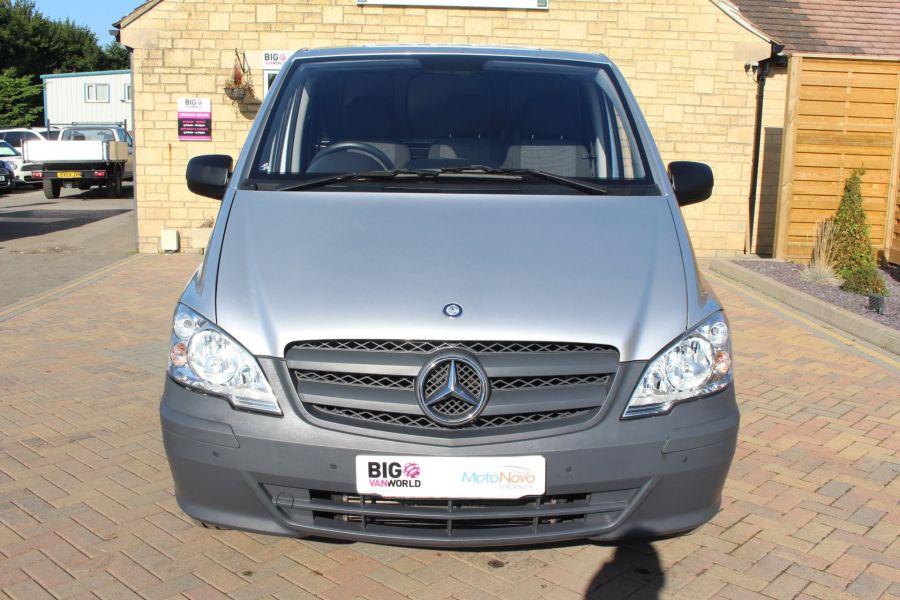 MERCEDES VITO 113 CDI BLUEEFFICIENCY LWB LOW ROOF - 5382 - 9