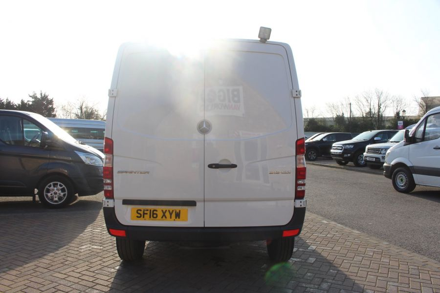 MERCEDES SPRINTER 313 CDI 129 SWB STANDARD LOW ROOF - 9142 - 6