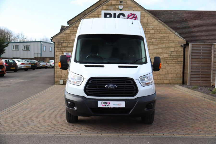 FORD TRANSIT 350 TDCI 125 L4H3 JUMBO HIGH ROOF RWD - 10472 - 11