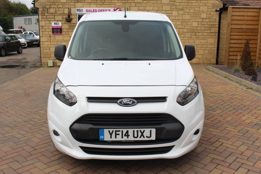 FORD TRANSIT CONNECT 240 TDCI 115 L2 H1 TREND LWB LOW ROOF - 6703 - 9