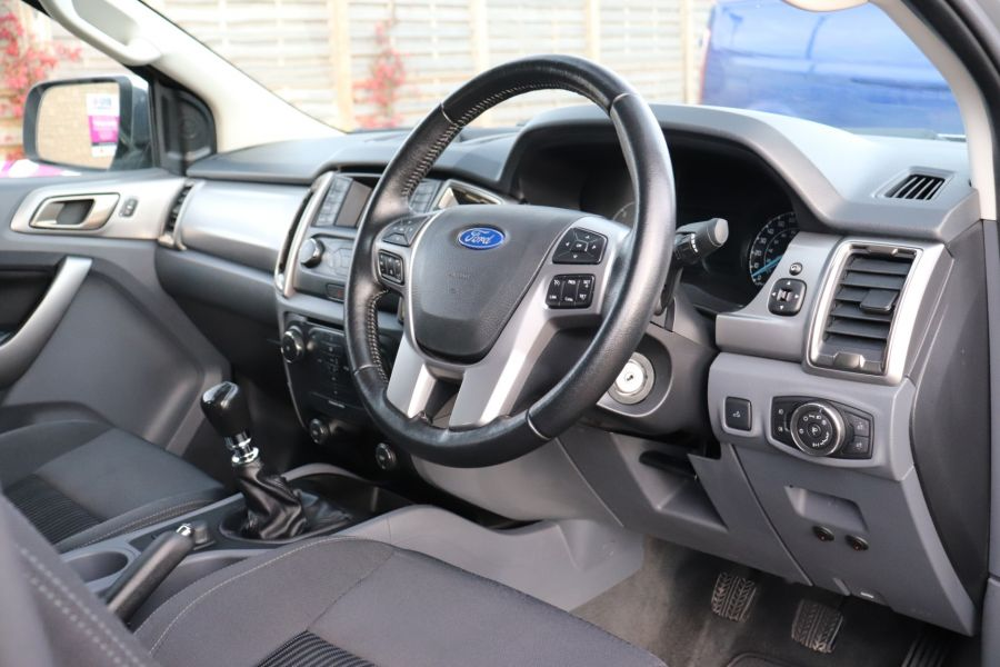 FORD RANGER TDCI 160 XL 4X4 DOUBLE CAB - 12277 - 14