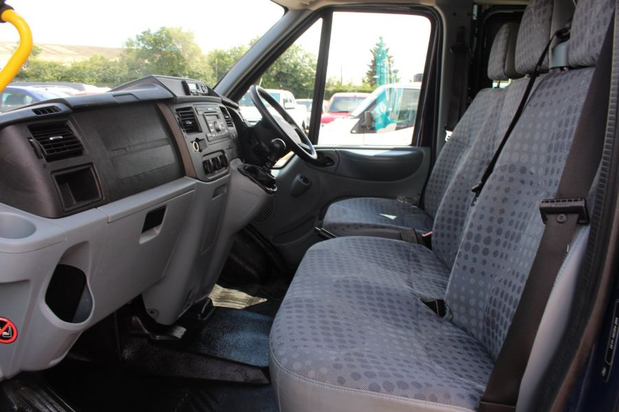 FORD TRANSIT 430 TDCI 135 LWB HIGH ROOF 17 SEATS BUS - 6332 - 16