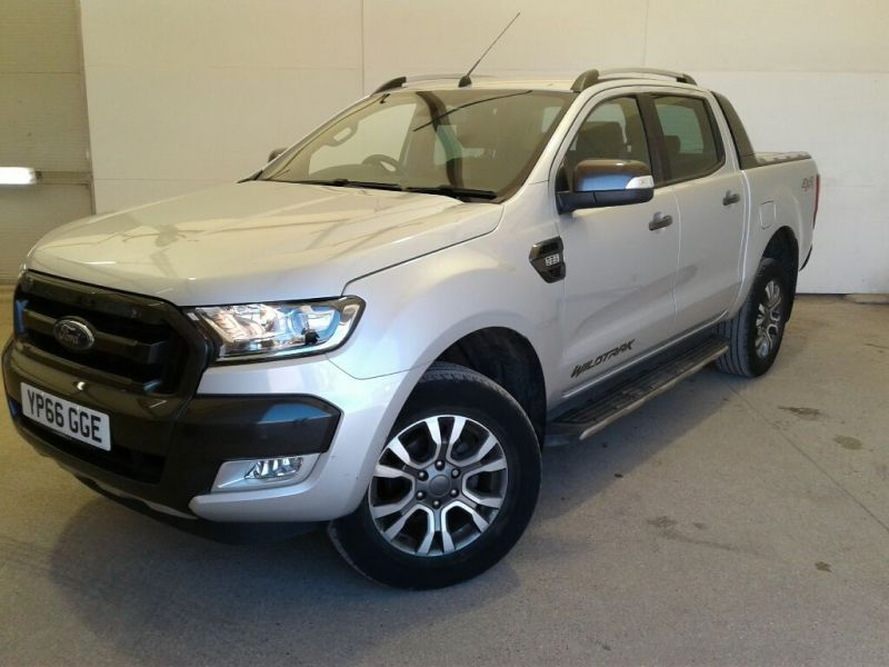 FORD RANGER WILDTRAK TDCI 200 4X4 DOUBLE CAB WITH ROLL'N'LOCK TOP  - 9989 - 1