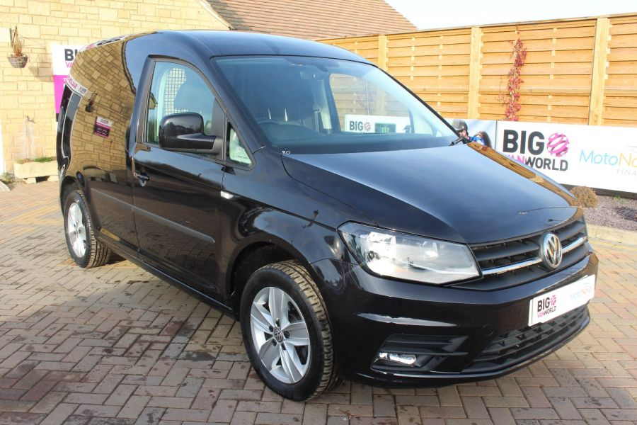 VOLKSWAGEN CADDY C20 TDI 150 HIGHLINE BLUEMOTION TECH DSG - 7222 - 3