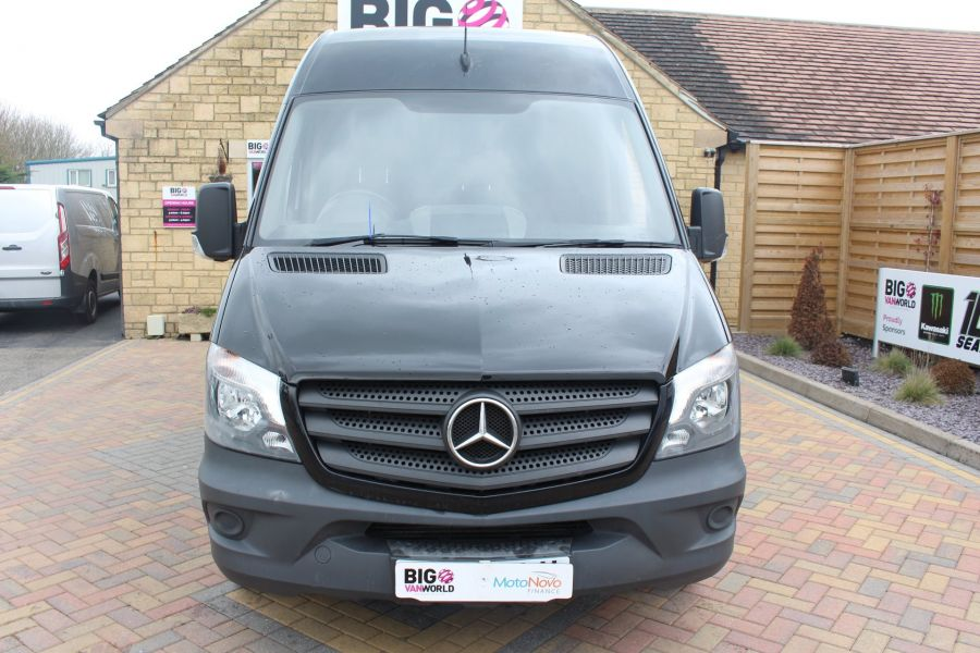 MERCEDES SPRINTER 313 CDI LWB HIGH ROOF - 7282 - 9