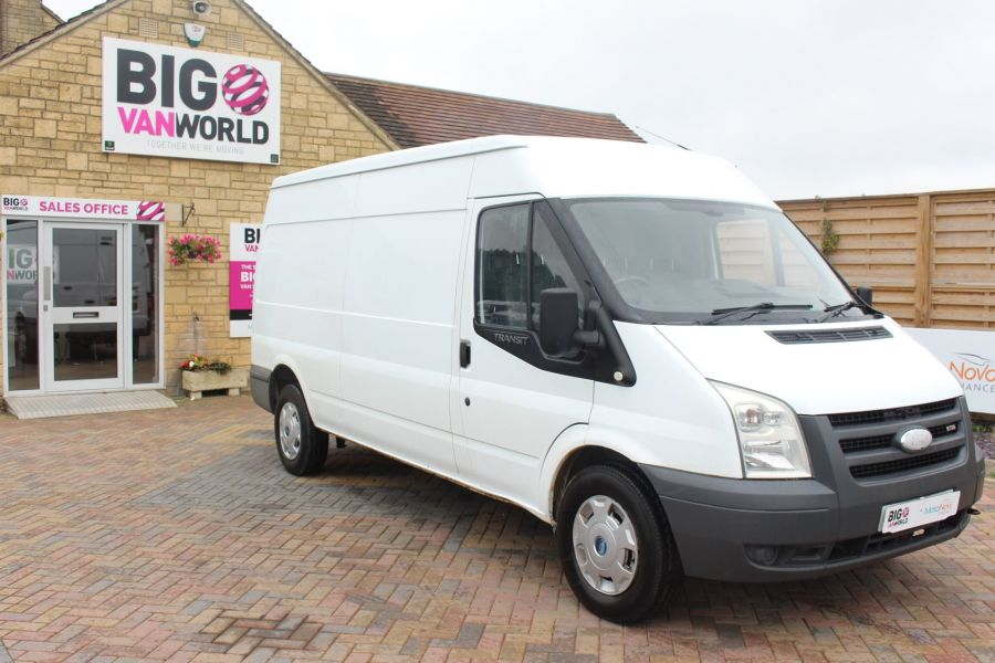 FORD TRANSIT 350 TDCI 115 LWB MEDIUM ROOF RWD - 8295 - 3