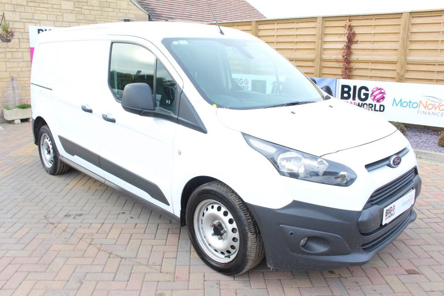 FORD TRANSIT CONNECT 240 TDCI 95 L2 H1 LWB LOW ROOF - 6725 - 3