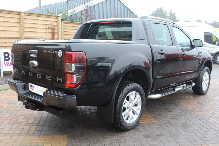 FORD RANGER TDCI 197 WILDTRAK 4X4 DOUBLE CAB WITH ROLL'N'LOCK TOP - 6862 - 5