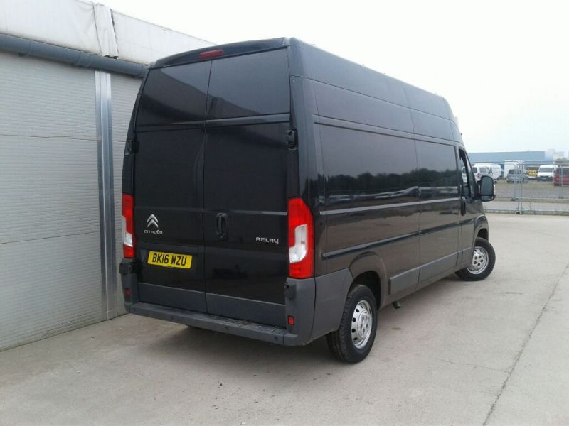 CITROEN RELAY 35 HDI 130 L3H3 ENTERPRISE LWB HIGH ROOF - 9654 - 2