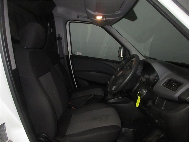 FIAT DOBLO CARGO 16V MULTIJET LWB LOW ROOF - 7534 - 8