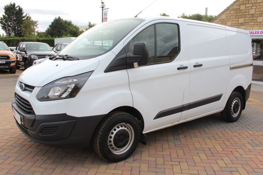 FORD TRANSIT CUSTOM 290 TDCI 125 L1 H1 SWB LOW ROOF FWD - 6562 - 8
