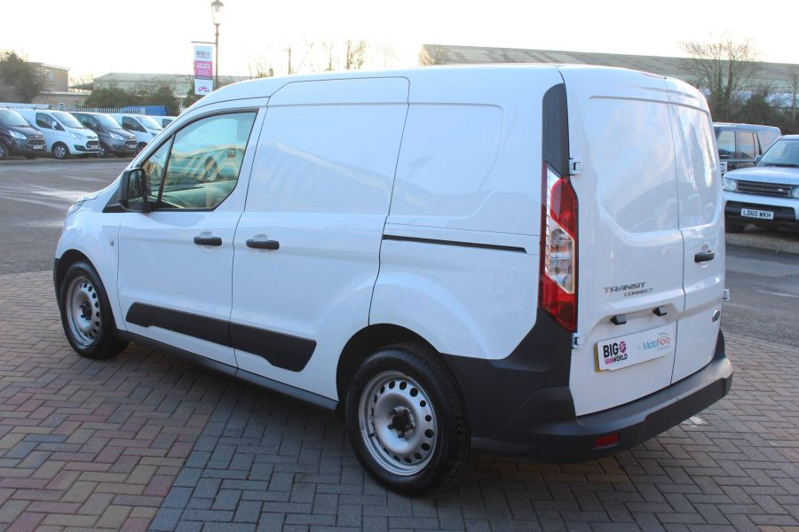 FORD TRANSIT CONNECT 220 TDCI 75 L1 H1 DOUBLE CAB 5 SEAT CREW VAN - 7184 - 7