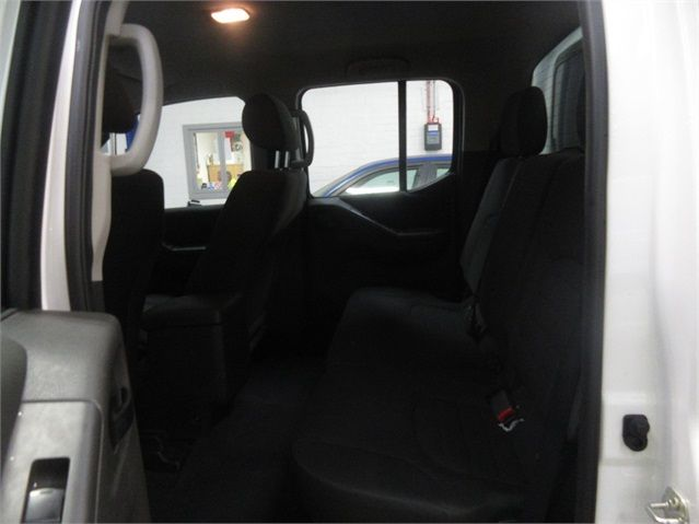 NISSAN NAVARA DCI 144 VISIA 4X4 DOUBLE CAB WITH TRUCKMAN TOP - 7405 - 15