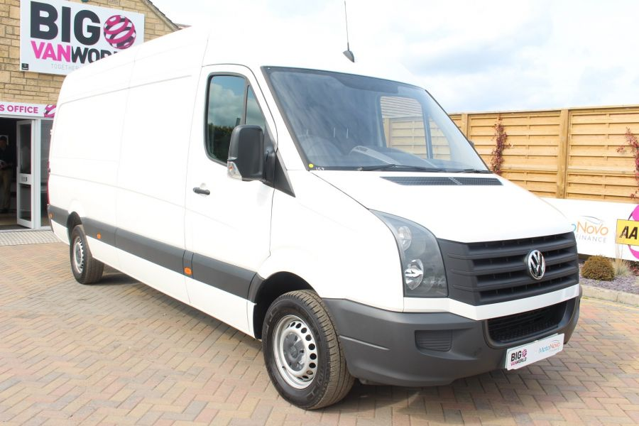 VOLKSWAGEN CRAFTER CR35 TDI 140 BMT LWB HIGH ROOF - 6739 - 3