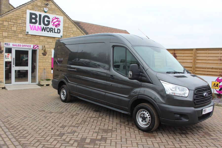 FORD TRANSIT 310 TDCI 125 L3 H2 LWB MEDIUM ROOF FWD - 7073 - 2