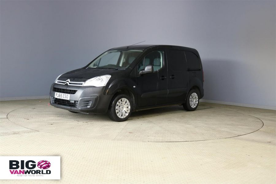 CITROEN BERLINGO 625 BLUEHDI 100 LX L1H1 ETG6 SWB LOW ROOF - 10165 - 5