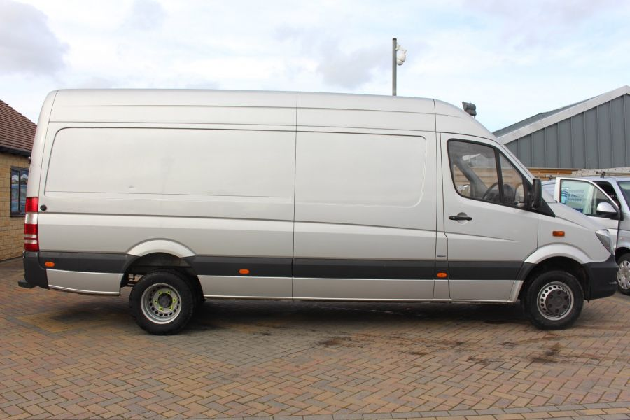 MERCEDES SPRINTER 513 CDI 129 LWB HIGH ROOF DRW - 8898 - 4