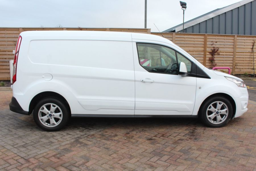 FORD TRANSIT CONNECT 240 TDCI 115 L2 L1 LIMITED LWB LOW ROOF - 8603 - 4