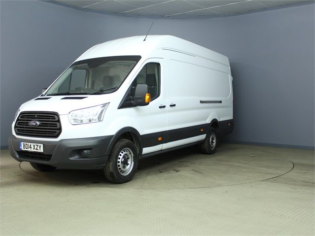 FORD TRANSIT 350 TDCI 155 L4 H3 LWB HIGH ROOF RWD - 6583 - 5