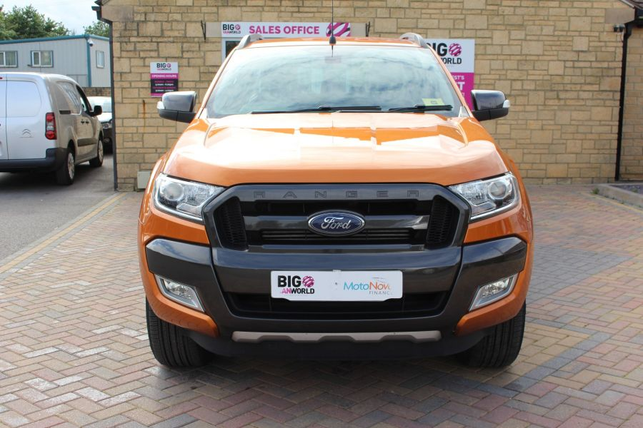 FORD RANGER WILDTRAK TDCI 200 4X4 DOUBLE CAB - 9461 - 10