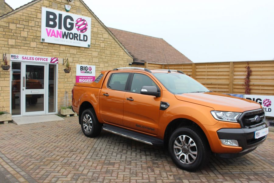 FORD RANGER WILDTRAK 4X4 TDCI 200 DOUBLE CAB - 6921 - 2