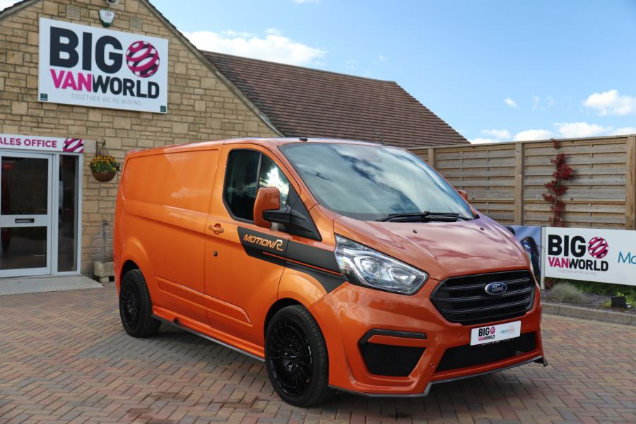 FORD TRANSIT CUSTOM 280 TDCI 130 L1H1 MOTION R LIMITED - 10195 - 3