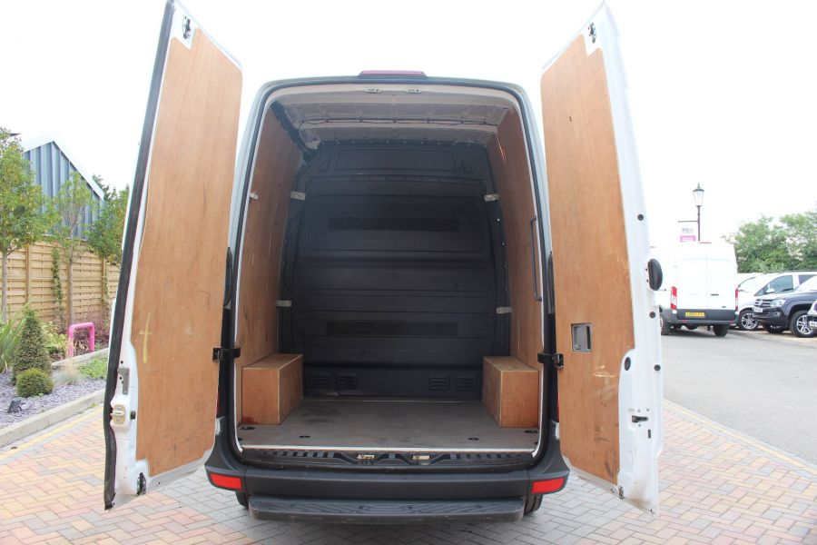 MERCEDES SPRINTER 313 CDI MWB HIGH ROOF 6 SEAT CREW VAN - 6303 - 20