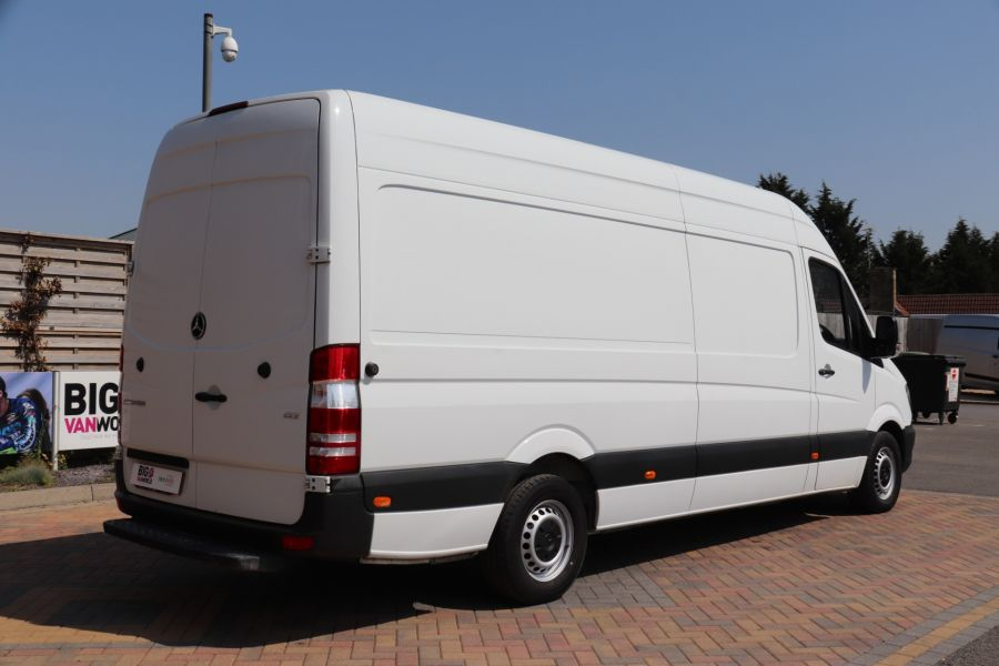MERCEDES SPRINTER 313 CDI 129 LWB HIGH ROOF - 10780 - 6