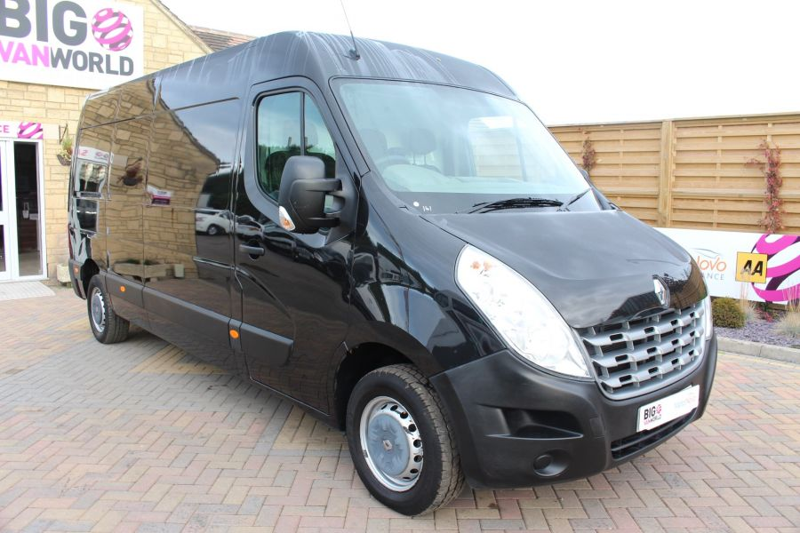 RENAULT MASTER LM35 DCI 125 LWB MEDIUM ROOF - 5779 - 3