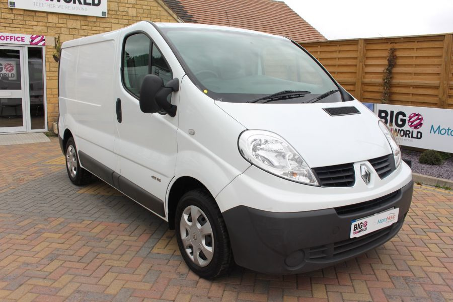 RENAULT TRAFIC SL27 DCI 115 EXTRA SWB LOW ROOF - 6450 - 3