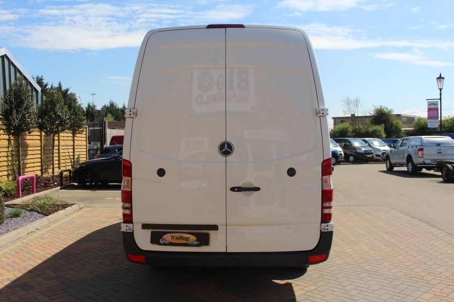 MERCEDES SPRINTER 316 CDI LWB HIGH ROOF 160 BHP - 5927 - 4