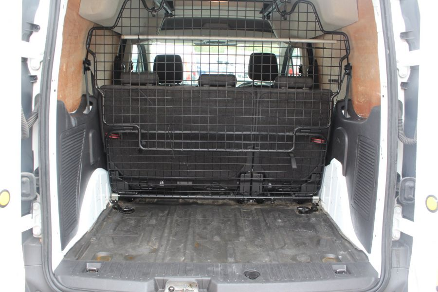 FORD TRANSIT CONNECT 220 TDCI 75 L1 H1 DOUBLE CAB 5 SEAT CREW VAN - 7182 - 21