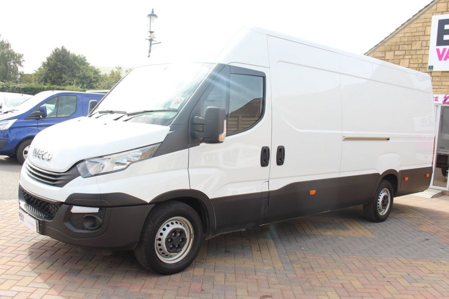 IVECO DAILY 35S14V 4100WB LWB HIGH ROOF - 10196 - 8