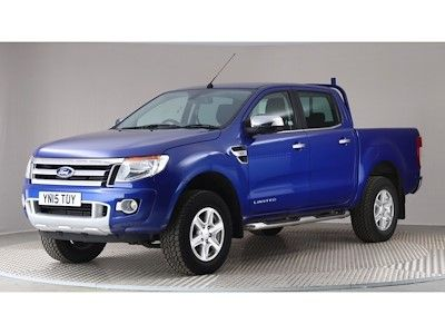 FORD RANGER TDCI 150 LIMITED 4X4 DOUBLE CAB - 11049 - 8